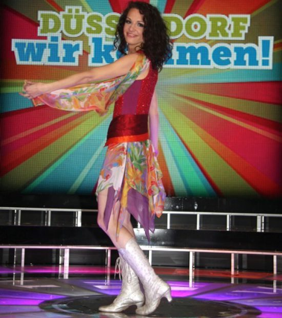 Eva K. Anderson – Eurovision Song Contest 2011
